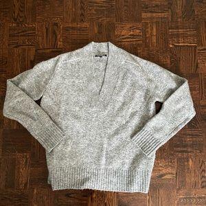 Zara V sweater